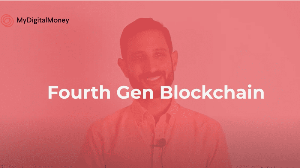 Fourth Gen Blockchain | What is a smart contract?